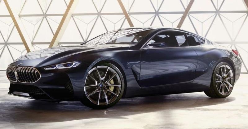 Фото машины BMW 8-й серии